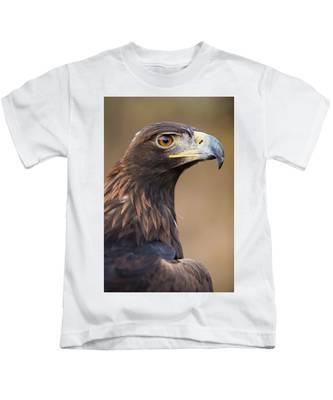 Golden Eagle Kids T-Shirt