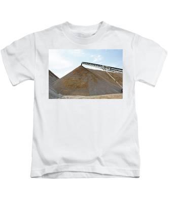 Gravel Mountain Kids T-Shirt