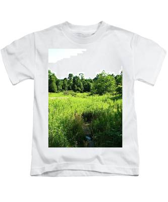 Green Meadow Kids T-Shirt