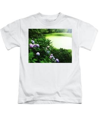 Green Pond Kids T-Shirt