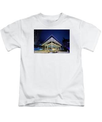 Inverted Pyramid Kids T-Shirt
