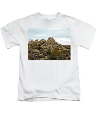 Joshua Park 2 Kids T-Shirt