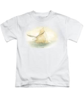 Let Your Spirit Soar Kids T-Shirt