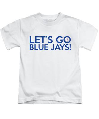 Let's Go Blue Jays Kids T-Shirt