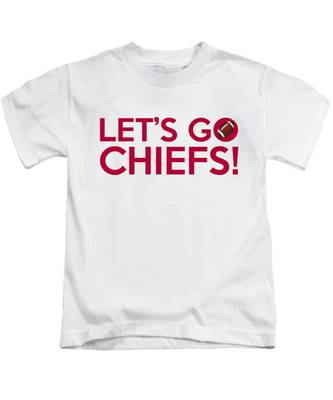 Let's Go Chiefs Kids T-Shirt