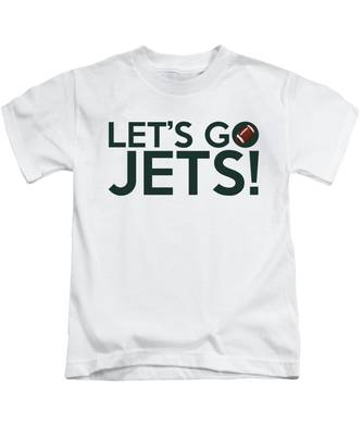 Let's Go Jets Kids T-Shirt