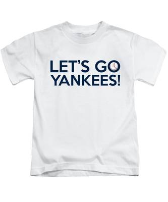 Let's Go Yankees Kids T-Shirt