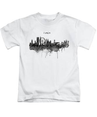 Gray Kids T-Shirts