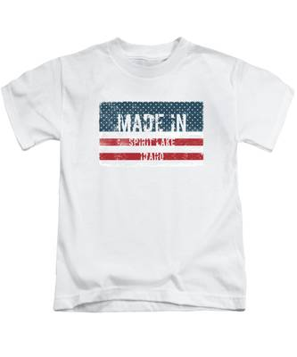 Spirit Lake Kids T-Shirts