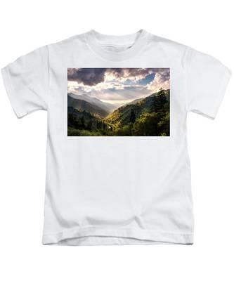 Morton Overlook Kids T-Shirt