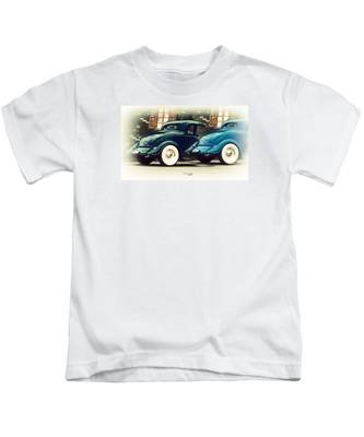 Nice Wheels Kids T-Shirt