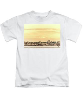 Port Of Vancouver Kids T-Shirt