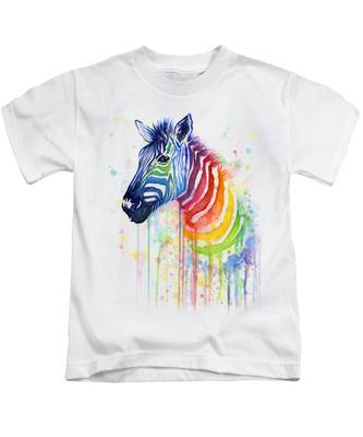 Rainbow Kids T-Shirts