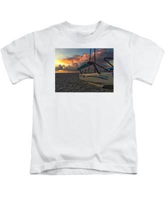 Sailing Still Kids T-Shirt