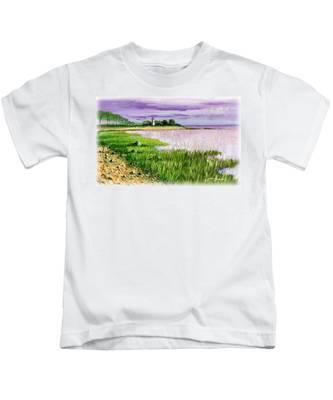 Seaside Park Kids T-Shirt