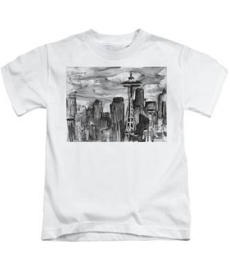 Pacific Northwest Kids T-Shirts