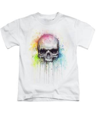 Skulls Kids T-Shirts