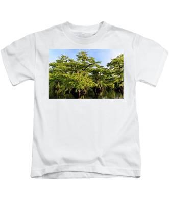 Summer Greens Kids T-Shirt
