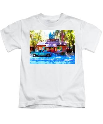 The General Store Kids T-Shirt