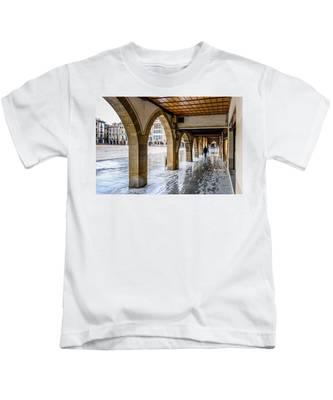 The Rain In Spain Kids T-Shirt