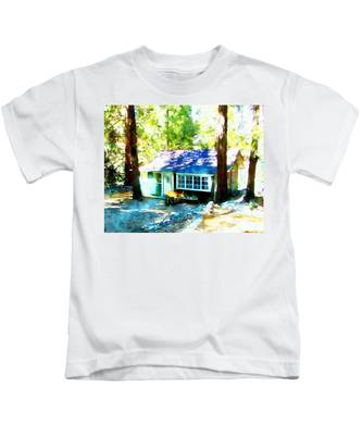 The Visitor Kids T-Shirt