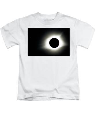 Totality And Mercury Kids T-Shirt