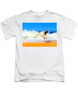 Touch Down Kids T-Shirt