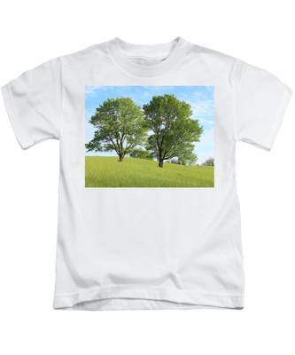 Summer Trees 4 Kids T-Shirt