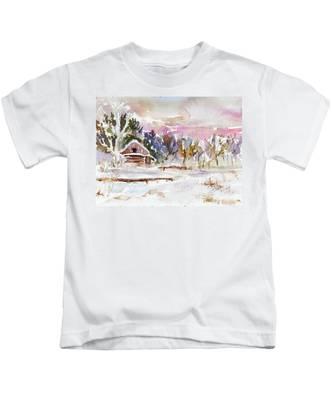 Twilight Serenade I Kids T-Shirt