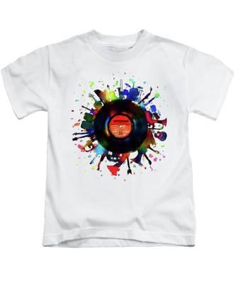 Instrument Kids T-Shirts