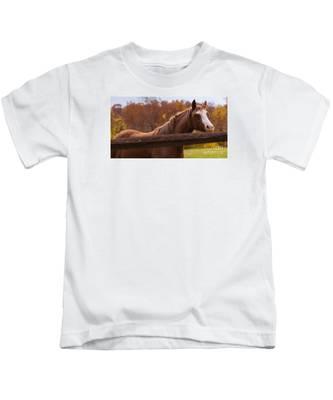 Waiting For You Kids T-Shirt