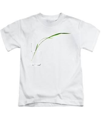 Zen Grass Kids T-Shirt