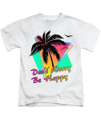 South Beach Kids T-Shirts