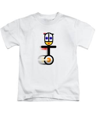 Cycle Babe Kids T-Shirt