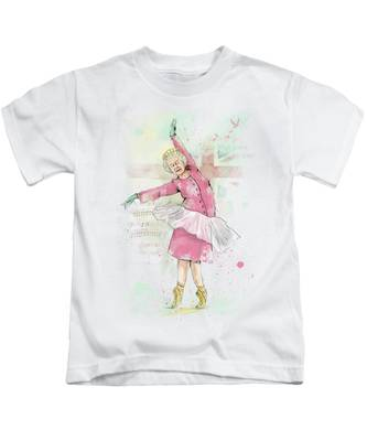 United Kingdom Kids T-Shirts