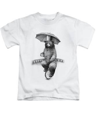 Bear Kids T-Shirts