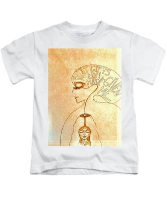 Gifts Of The Mind Kids T-Shirt