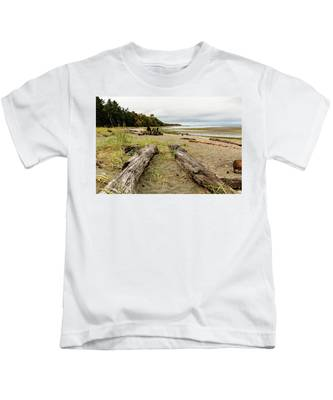 Kye Bay - 2 Kids T-Shirt