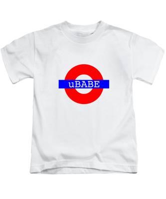 London Style Kids T-Shirt