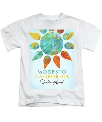 Designs Similar to Modesto California Sunshine