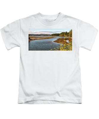 Port Hardy Kids T-Shirt
