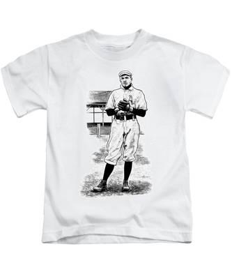 Take Me Out To The Ballgame Kids T-Shirt