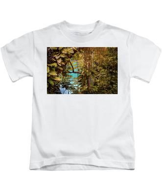 The Blue Lagoon Kids T-Shirt