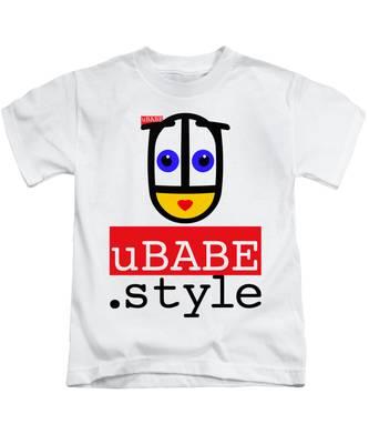 Ubabe T Shirt Kids T-Shirt