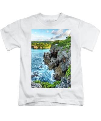 Welcome To Portland Jamaica Kids T-Shirt