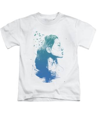 Contemporary Kids T-Shirts