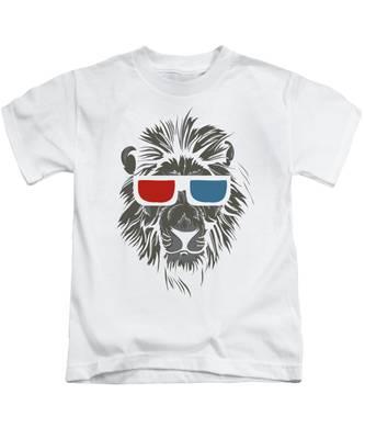 Big Cat Kids T-Shirts