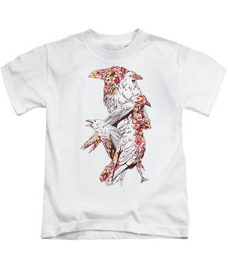 Flora Kids T-Shirts