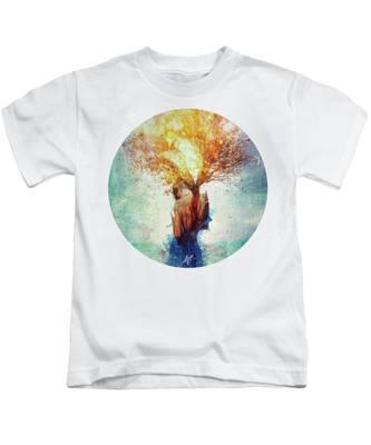 Blooming Kids T-Shirts
