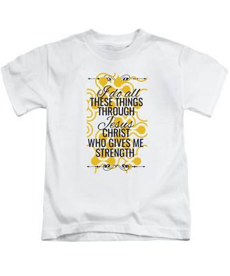 Bible Kids T-Shirts